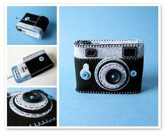 Camera-camera case