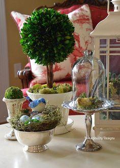 Spring Vignette - Housepitality Designs