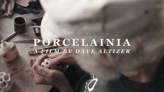Inspiring short film about the porcelain work of artist/scientist Bobby Jaber
