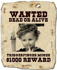 make a wanted poster online free