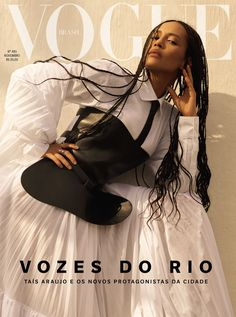 Zee Nunes Vogue Covers, Vogue Magazine Covers, Fashion Magazine Cover, Vogue Editorial, Editorial Fashion, High Fashion Photography, Glamour Photography, Editorial Photography, Lifestyle Photography