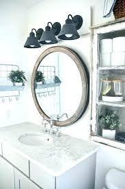 40 Rustic Bathroom Vanities Ideas Get Inspired With Perfect Designs Farmhouse Bathroom Light Rustic Bathroom Vanities Light Fixtures Bathroom Vanity