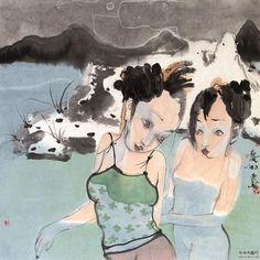 Liu Qinghe#Repin By:Pinterest++ for iPad#