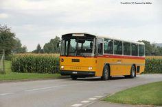 Post Bus, Busses, Bern, Swiss Guard
