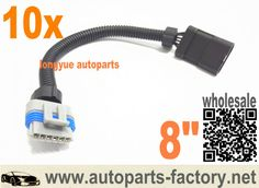 longyue 10pcs 6.5L DIESEL FSD PMD EXTENSION HARNESS  FITS THE GREY STANADYNE PMD MODULES 8