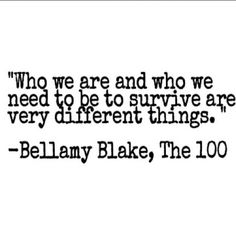 Bellamy knows what he is saying