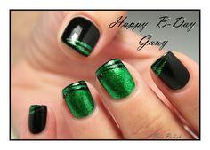 http://soispolish.canalblog.com/ #nail #nails #nailart