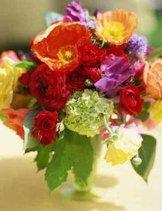 #DIY- Flower arrangements
