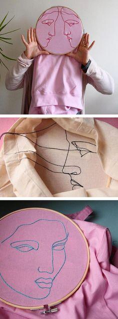 Sofia Salazar embroidery