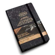 Moleskine Star Wars Pocket Plain Notebook (3.5 x 5.5)