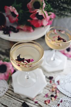 Rose & Hibiscus Pink Martini Recipe - Discover, A World Market Blog