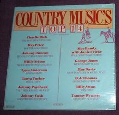 Country Music's Top 14 Hits
