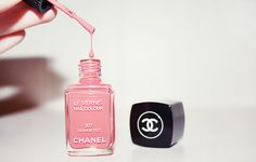 No one does pink like Chanel.