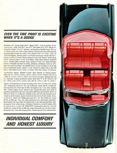 1962 Dodge Dart 440 Convertible