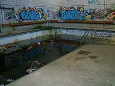 Abandoned Snow Recreation Ctr Pool, NY