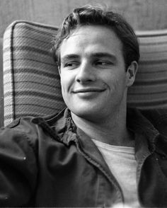 Marlon Brando. Extremely arrogant but pretty. Luckily pictures can't speak.