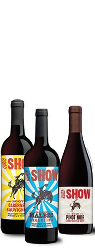 If you enjoy red wine, The Show wines are great. Pinot Noir, Fine Wine, Wine Drinks, Wines, Vodka Bottle, Red Wine, Drinking, Rest, Products