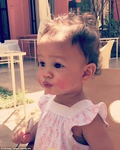 So many firsts!Chrissy Teigen and John Legend have been enjoying themselves on a family v...