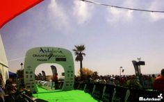 Línea de difusores de nuestro sistema de Nebulización Masterkool España en un evento en Andalucía. #nebulización #terrazas #MasterkoolEspaña #eventos #microclimas
