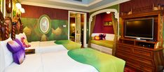 Tokyo Disneyland unveils new Disney character themed hotel rooms ...