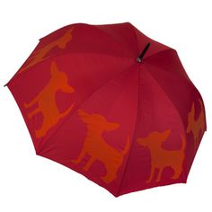 Chihuahua Umbrella now featured on Fab.