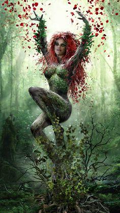 Poison Ivy by uncannyknack