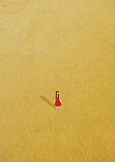 Alone. by Cosmosnail, via Behance