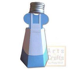 Porta Tubete Alice Projeto de corte no formato GSD, à venda nos sites: http://www.artscrafts.com.br/ e http://www.cortecrie.com.br/