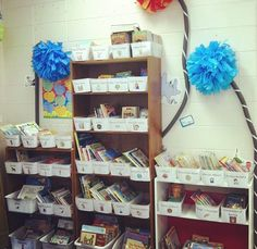 Leveling and Labeling Your Classroom Library. Last summer, I painstakingly reorganized, labeled, repaired, and re-shelved my entire library. For a book-a-holic like me, I assure you it was no small task. The worst part was I was unsure I liked the system once the hours of organizing were over. A year later and it is time to put the books back on the shelves. Here is what worked for me.