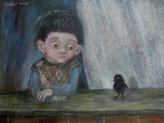 Nino Chakvetadze, 1971   Children painter   Tutt'Art@   Pittura * Scultura * Poesia * Musica  