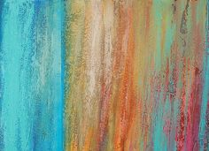 Abstract painting abstract Acrylic Painting by avaavadonstudio, $750.00