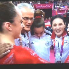 Team USA!  love the Fab Five