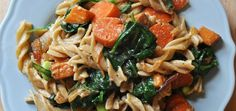 Easy Weeknight Pasta With An Asian Twist (Vegan & Gluten-Free)