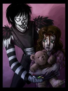 Laughing Jack Anime | by SUCHanARTIST13 on deviantART   laughing jack, sally and charlie the teddy bear