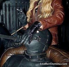 Leather Mistress Carla