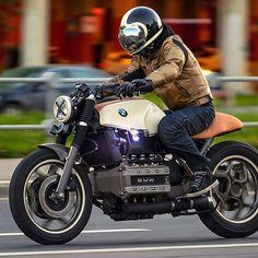 Emotion in motion by @vt_moto Happy Friday to ya! 🍻  #garagebuilt #selfbuilt #caferacergram #caferacerporn #caferacer #caferacerxxx #_caferacer_ #caferacersociety #caferacerworld #caferacertimes #caferacerclub #custom #dropmoto #pipeburn #budgetcaferacer #bmwcaferacer #bmwcustom #bmwmotorcycle #bmwmotorrad #motorrad #motorcycles #vintagemotorcycle #k100 #builtwell  #moscow #кастом #мотомастерская #каферейсер #байк #мотоцикл