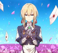 Violet Evergarden (Character) Image #2246628 - Zerochan Anime Image Board
