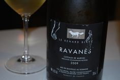 Le Renard Blanc 2009 Domaine Ravanès Vin de Pays Coteaux de Murviel