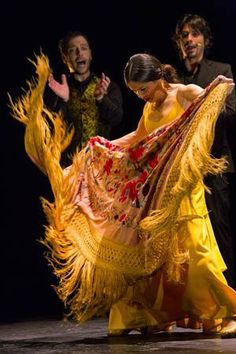 I could just get lost in the fierceness of this dance and music! Tango, Shall We Dance, Lets Dance, Gypsy Culture, Flamenco Dancers, Flamenco Dresses, All About Dance, Spanish Dancer, Dance Movement
