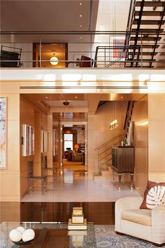 Exclusive Penthouse on New York City's Duane Street | HomeDSGN
