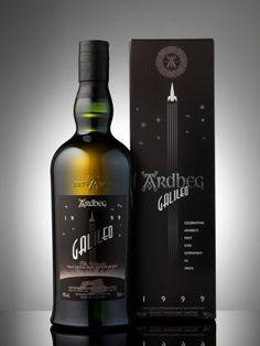 Whisky edición limitada Ardbeg Galileo, el escocés que te llevará a las estrellas