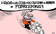 Humor y Crisis: Las AAPP y sus deudas