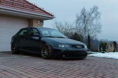 #Audi_S3 #MK1 #Slammed #Modified #Stance