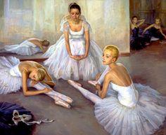 Serguei Zlenko - Ballerina / Bailarina / Балерина / Dancer / Dance / Ballet