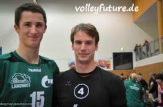 ::: volleyfuture.de – Camp Teilnehmer spielen Bundesliga :::  www.volleyfuture.de