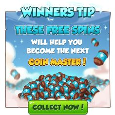 Coin master free spins coin links for coin master we are share daily free spins coin links. coin master free spins rewards working without verification Daily Rewards, Free Rewards, Miss You Gifts, Coin Master Hack, Event Guide, Cheating, Spinning, Coins, Hacks