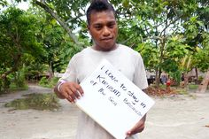 Kiribati Kids Share What They Love About Their Island Home