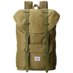 88b23ffb5e09 Herschel Supply Co. Little America Mid-Volume (315 BRL) ❤ liked on
