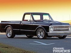 1970 Chevrolet C10 - First Loves