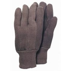 Brown Jersey Gloves are a keeper in the tool box or when working around the house. Order some today by the case and save money.